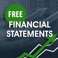 Financial statements of public companies; including: profit & loss, cash flows, and balance sheets.