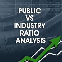 Financial Analysis - Public Company vs Industry Ratio Analysis