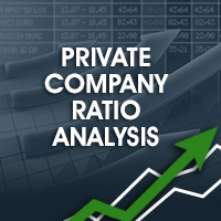 Using accounting ratios from user inputted data, the ratio analysis results is compared to the industry ratios of the user-selected industry. In effect receiving a ratio analysis report displaying both company accounting ratios and specific industry ratios.